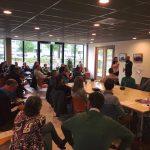 Implementatie van 'De Driehoek': een nieuw samenwerkingverband in Utrechtse Buurtcentra